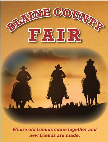 Blaine County Fair, Idaho