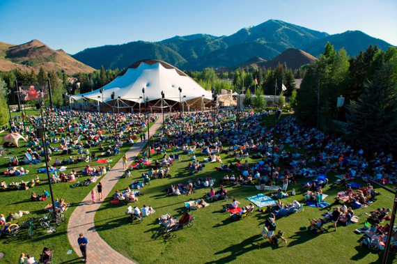 Summer Symphony in Sun Valley