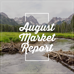 Sun Valley August 2019 Market Report