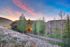 House in Sun Valley, ID